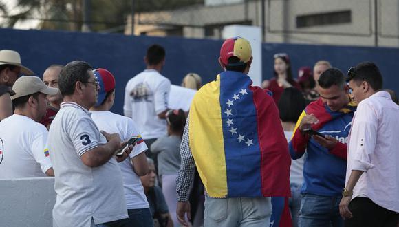 La mayoría de migrantes venezolanos que ha llegado al Perú trabaja en el sector informal. (Foto: GEC)