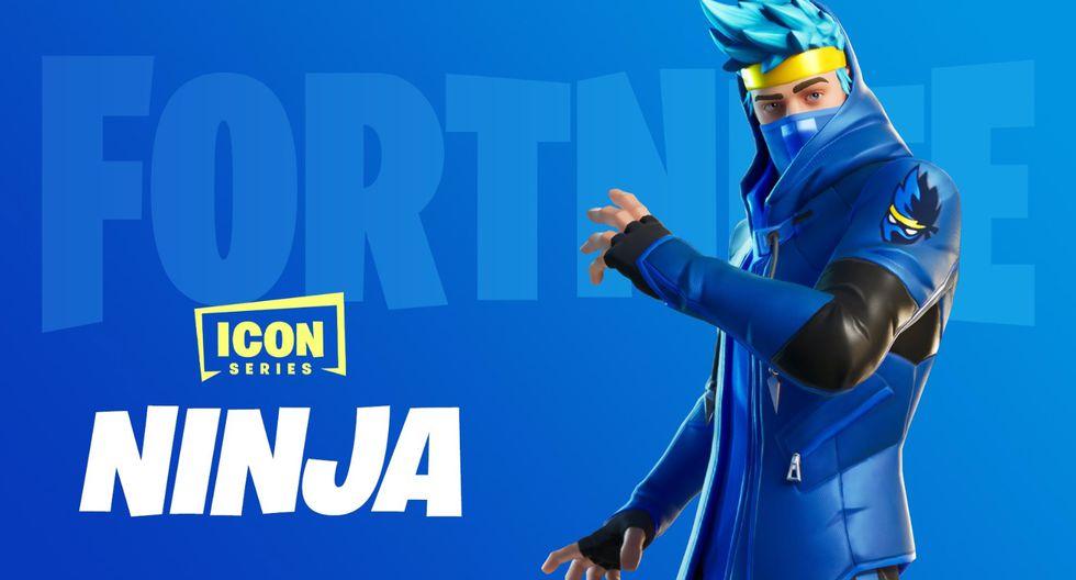 Fortnite Ninja Skin: как его получить и с чем он поставляется