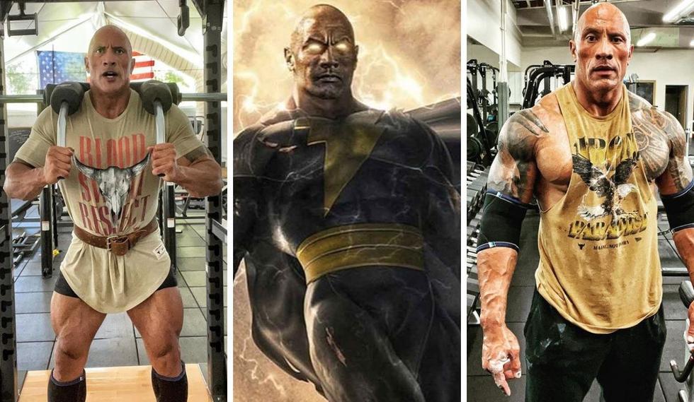 """Este domingo 2 de mayo, Dwayne Johnson, mejor conocido como """"La Roca"""" cumple 49 años y está en uno de sus mejores estados físicos para interpretar a """"Black Adam"""".  (Foto: Instagram / @therock)"""
