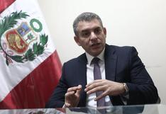 """Rafael Vela: """"No recibimos ni se nos ofreció las vacunas de Sinopharm contra el COVID-19"""""""