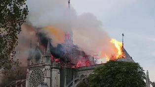 Notre Dame y su reconstrucción tras dos años del incendio