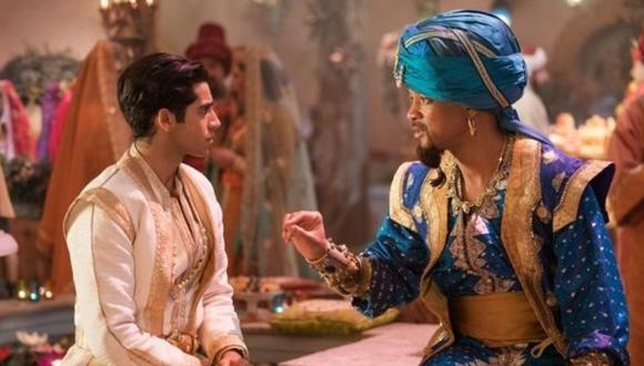 """Secuela del live-action de """"Aladdin"""" se encuentra en desarrollo. (Foto: Disney)"""