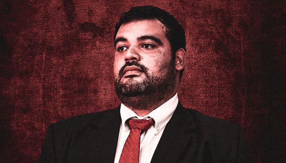El congresista Aliaga tenía la tarea de elaborar el informe sobre una denuncia contra el exfiscal de la Nación Pedro Chávarry. (Foto: El Comercio)