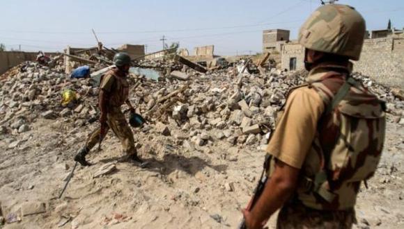 Pakistán: Guerra contra terrorismo nos costó US$ 118.000 mlls