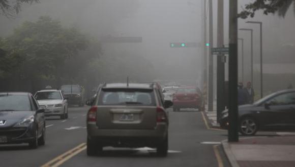Senamhi advierte incremento de vientos en la costa central