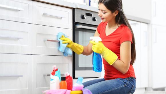 Este primer trimestre el crecimiento está en 10% o 12% en categorías de lejía y limpiadores multiusos.