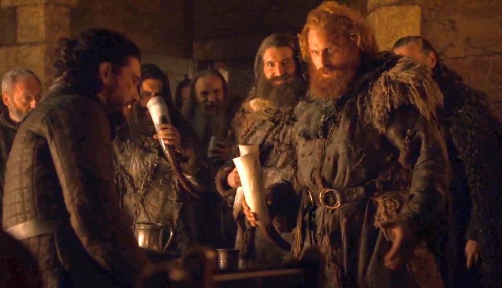 """David Benioff y D.B. Weiss aparecieron en escena de """"Game of Thrones"""". (Foto: HBO)"""