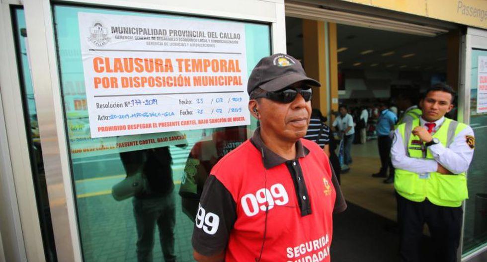 La Municipalidad del Callao sancionó a la empresa Lima Airport Partners (LAP) por no colocar carteles sobre discriminación. (Foto: Giancarlo Ávila)
