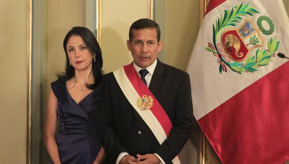 Nadine Heredia y su inusual protagonismo en el Gobierno