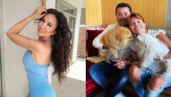 Magaly Medina: ¿Janet Barboza le manda indirecta tras el anuncio de su divorcio de Alfredo Zambrano? (Foto: Composición Instagram)