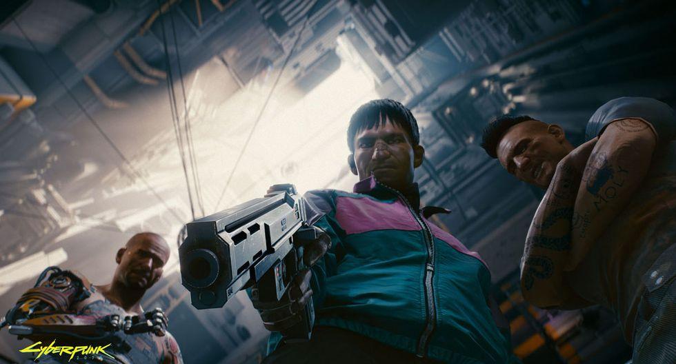 Cyberpunk 2077 – Año 2019(Foto: PlayStation)