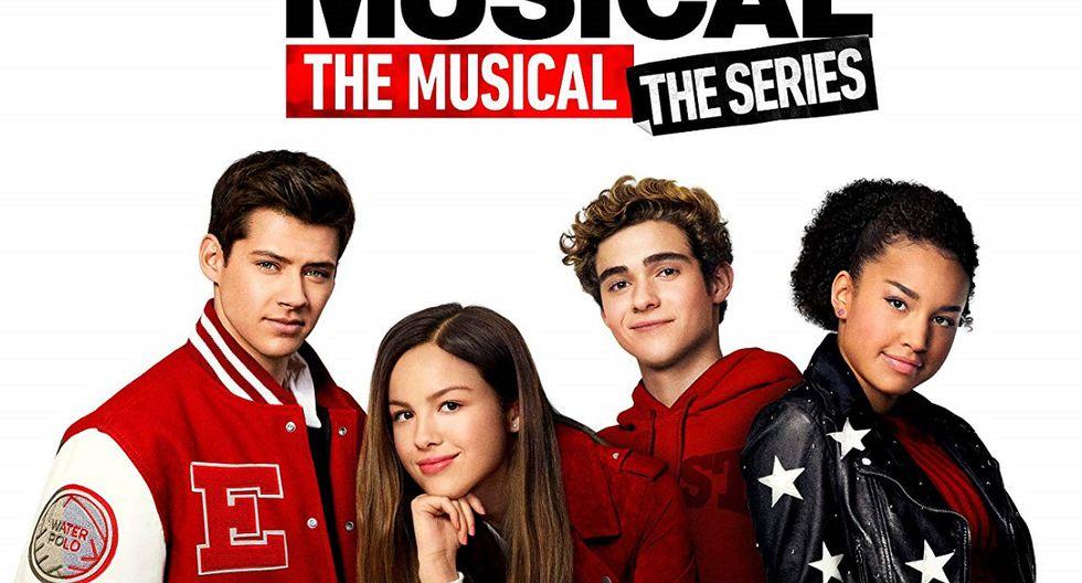 High School Musical: The Musical: The Series, temporada 2: fecha de estreno, tráiler, qué pasará, actores, personajes y todo lo que se sabe (Foto: Disney+)
