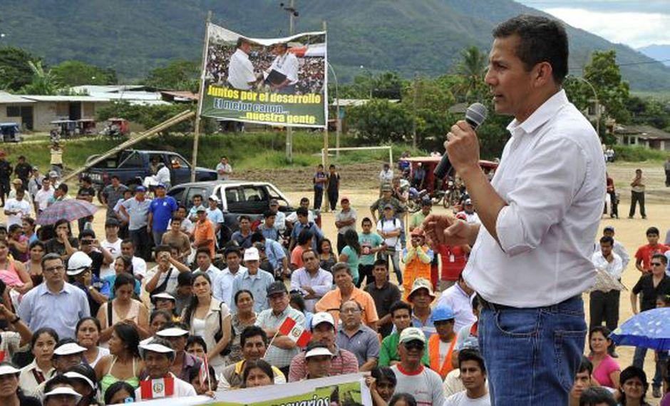 """Humala sobre La Haya: """"Las sentencias se ejecutan y acatan"""""""