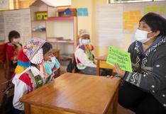 El primer gran paso de la educación en Cusco: retorno a clases (por primera vez) con conectividad