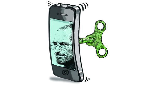 El socio desconocido de Steve Jobs, por Piero Ghezzi