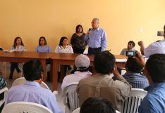 Quellaveco: Gobierno amplió por 30 días vigencia del grupo de trabajo del sector Tumilaca