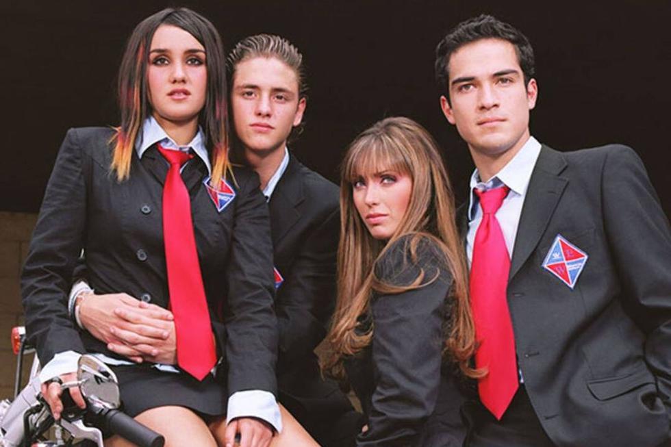 """El elenco de """"Rebelde"""" recuerda con cariño y nostalgia a sus miembros que perdieron la vida en los últimos años. ¿Quiénes exactamente? (Foto: Televisa)"""