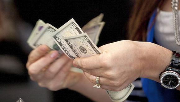 Dólar subió a S/.3,395, su máximo nivel desde enero del 2006