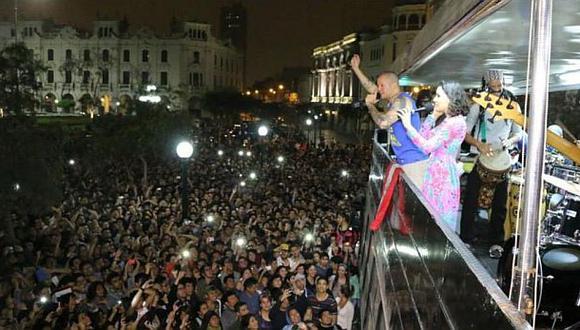 Calle 13 en Lima: ¿De cuánto fue la multa por el concierto?