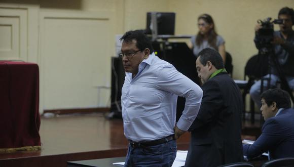 Desde enero de este año se desconoce el paradero de Félix Moreno. Tiene dos condenas de cinco años de cárcel cada una y una orden de prisión preventiva por 18 meses. (Foto: GEC)