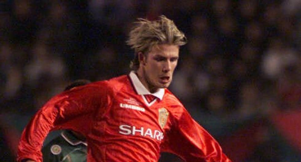 David Beckham | Foto: AP