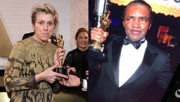 ¿Qué pasará con el hombre que le robó el Oscar a Frances McDormand?