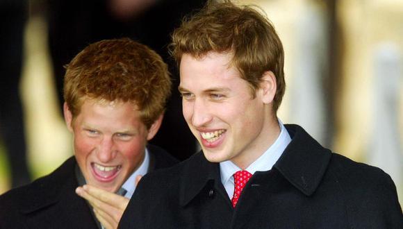 Cómo ha cambiado la relación entre los príncipes Harry y William desde la llegada de Meghan Markle a la Familia Real Británica. Foto: AFP