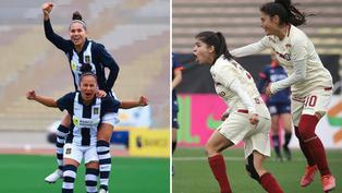 Alianza Lima y Universitario jugarán primer clásico del año por el fútbol femenino