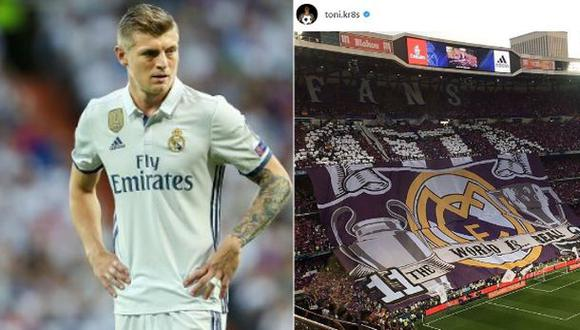 """Kroos tras derrota ante Barcelona: """"A veces el fútbol apesta"""""""