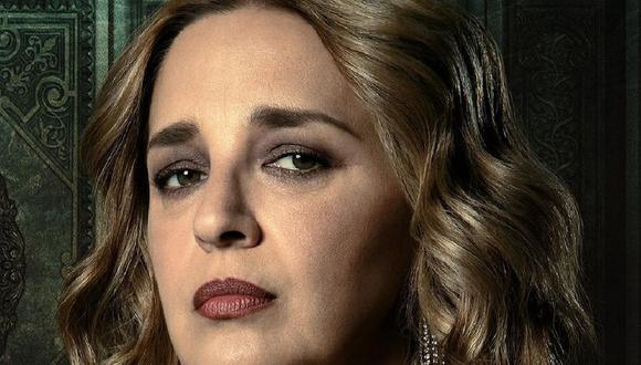 """Claudia Ramírez interpreta a Mariana Toledo de Lazcano en """"¿Quién mató a Sara?"""" (Foto: Netflix)"""