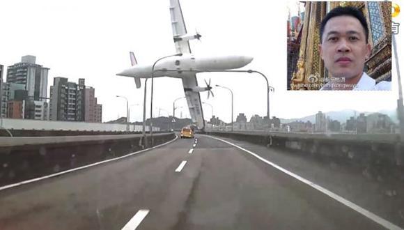 ¿Recuerdas este accidente? El piloto de la nave tuvo la culpa