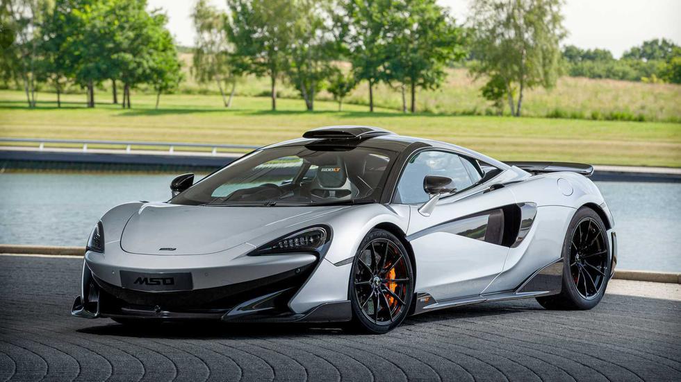 El McLaren 600LT Coupé ha sido dotado de una alta dosis en fibra de carbono. Su preparación estuvo a cargo del departamento de personalización MSO. (Fotos: McLaren).