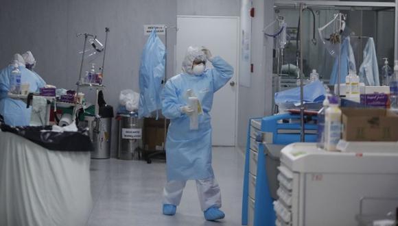 En lo que va de la pandemia ya se han registrado 3,098 decesos en Áncash, de esta cantidad 1,168 personas murieron durante el transcurso del año 2021 (Archivo GEC: HUGO PEREZ)