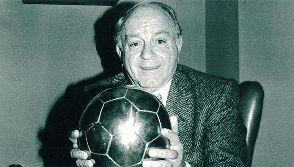 Di Stéfano, el único ganador del Súper Balón de Oro. (Foto: Marca)