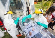 Ministerio de Salud reporta 19 fallecidos y 158 nuevos contagios de COVID-19 en las últimas 24 horas