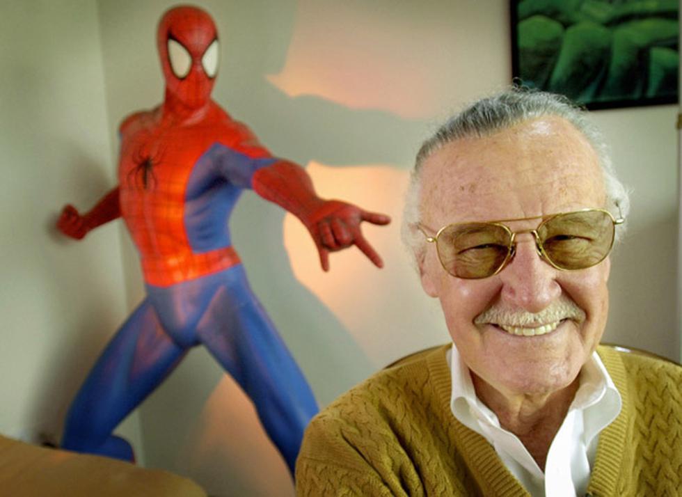 """Así ocurrió: En 1922 nace Stan Lee, el """"papá"""" del Hombre Araña"""