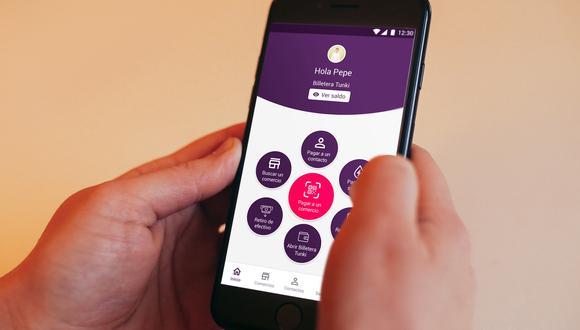 Tunki es una billetera 100% digital que te permite hacer operaciones sin necesidad de ir al banco para abrir una cuenta ni recoger una tarjeta física. (Foto: Billetera Tunki)