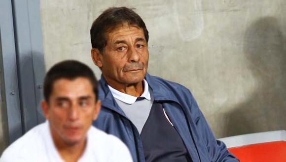 Roberto Chale volverá a ser internado por temas de salud