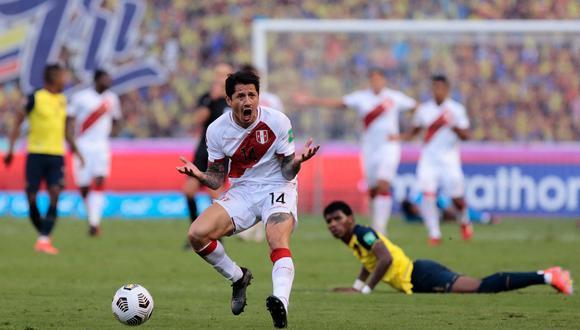 Es su cuarto partido con la selección peruana. (Foto: AFP)