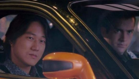 """Han apareció por primera vez en la franquicia de """"Fast & Furious"""" en el 2006 y aunque todos lo deban por muerto, hará su regreso en """"F9"""" (Foto: Universal Pictures)"""