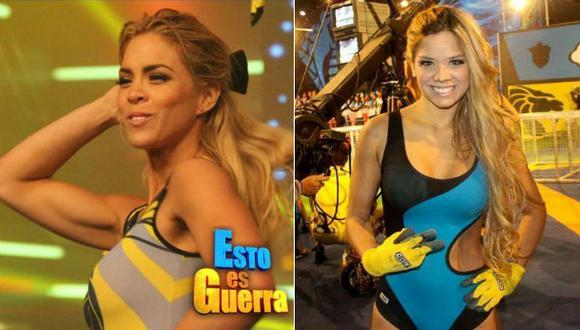 Sheyla Rojas y Andrea San Martín fueron eliminadas de EEG