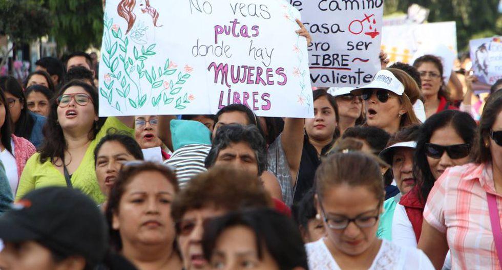 #NiUnaMenos: las movilizaciones en el interior del país [FOTOS] - 30