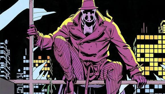 El legado de Rorschach continúa en la serie de HBO. (Imagen: DC Comics)
