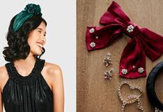 Vinchas, listones y más: 5 marcas con accesorios para completar tu look de navideño