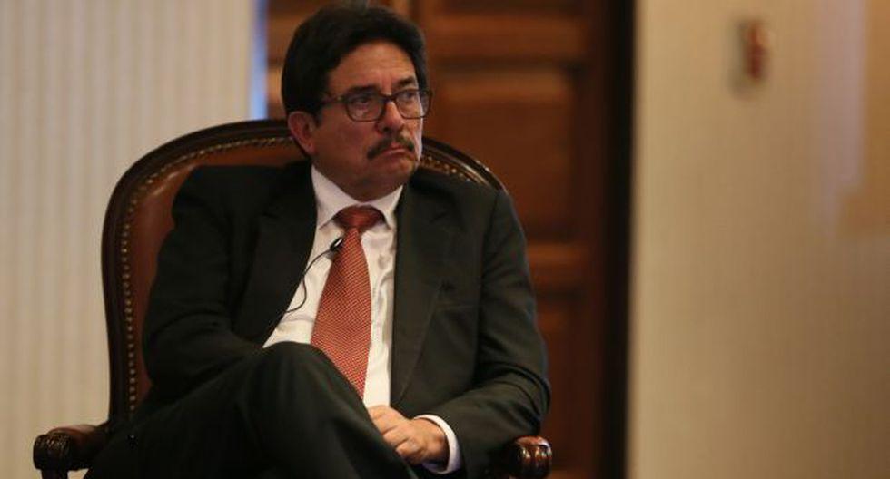 Enrique Cornejo: Apra no está para dar apoyo u ofrecer técnicos
