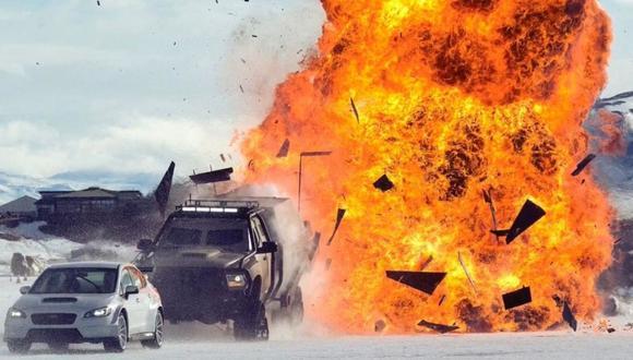 """""""Rápidos y furiosos"""" es una de las franquicias que más automóviles ha destruido en la pantalla. ¿Sabes cuántos exactamente? (Foto: Universal Pictures)"""