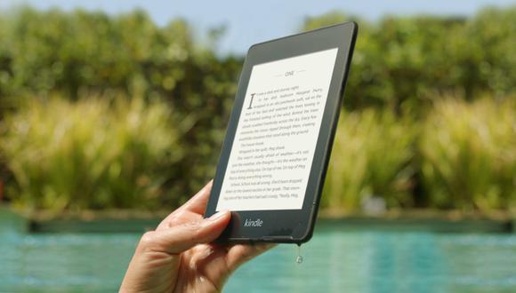 Kindle de Amazon. (Foto referencial: Difusión)