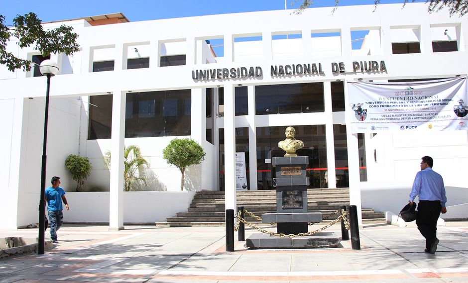 Universidad de Piura (Foto: UNP)