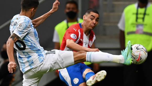 Tras el empate ante Argentina, Paraguay buscará su clasificación contra Bolivia a cuartos de final de la Copa América  (Foto: AFP)