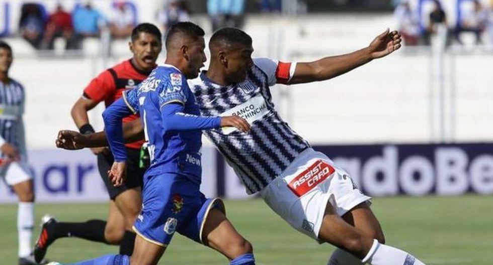 El estadio Guillermo Briceño Rosamedina, donde tuvo lugar el encuentro, está a 3.800 m s.n.m. (Foto: GEC)